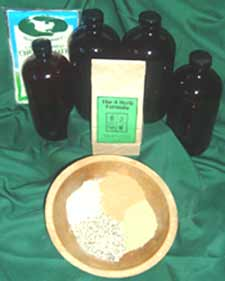 4 Herb Formula (Essiac) Kit from The Mustard Seed
